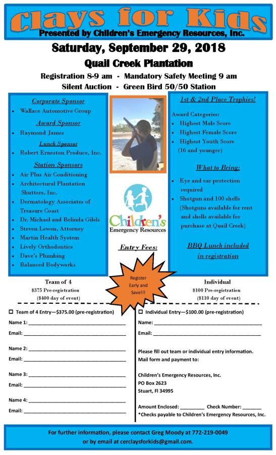 Registration Flyer photo